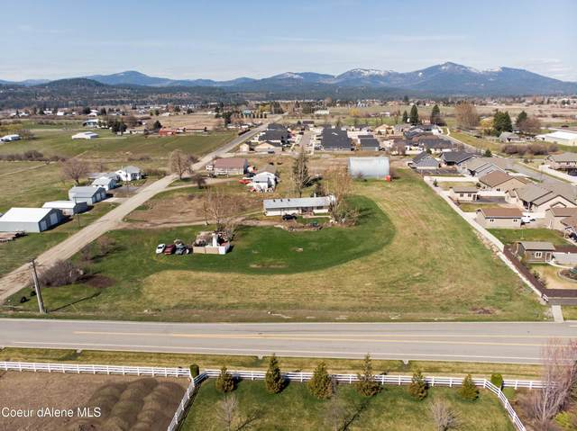 3666 N Howell Rd, Post Falls, ID 83854 (#21-3002) :: Coeur d'Alene Area Homes For Sale