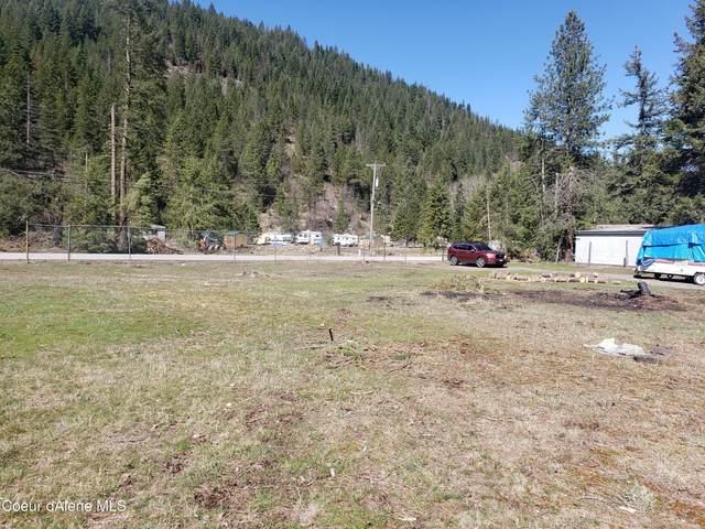 3661 Pine Creek Rd, Pinehurst, ID 83850 (#21-3016) :: Team Brown Realty