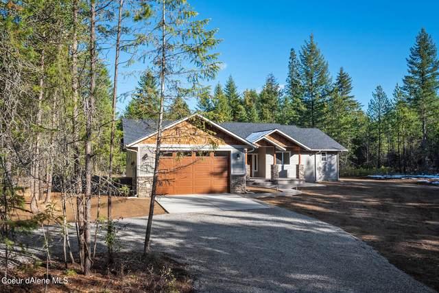 L3B1 Barn Owl, Spirit Lake, ID 83869 (#21-307) :: CDA Home Finder