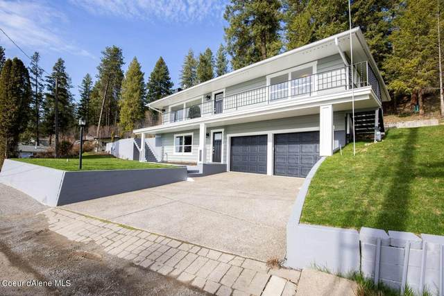 2534 S Silver Beach Rd, Coeur d'Alene, ID 83814 (#21-3090) :: Prime Real Estate Group
