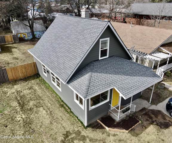 923 Pine St., Sandpoint, ID 83864 (#21-3096) :: Team Brown Realty