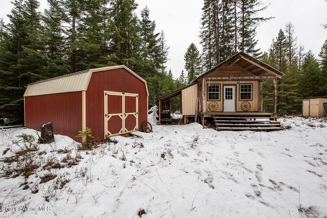 74 W Jennifer Rd, Clark Fork, ID 83811 (#21-31) :: Prime Real Estate Group