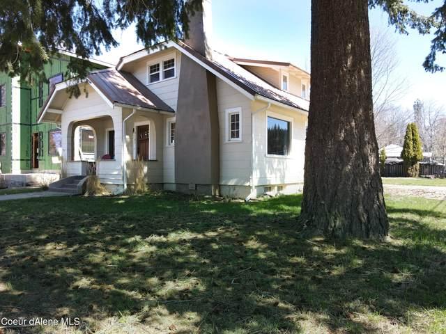 2103 E Mullan Ave, Coeur d'Alene, ID 83814 (#21-3185) :: CDA Home Finder