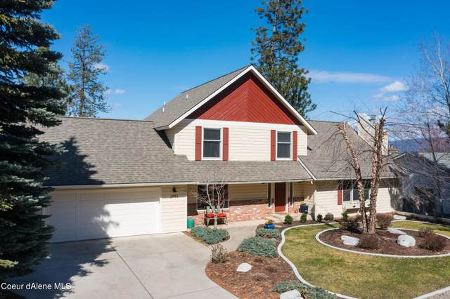 2993 E Lookout Dr, Coeur d'Alene, ID 83815 (#21-3194) :: CDA Home Finder