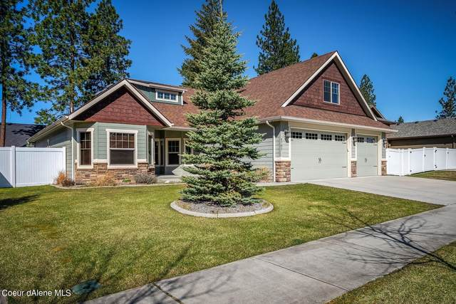 6761 N Glensford Dr, Coeur d'Alene, ID 83815 (#21-3208) :: Embrace Realty Group
