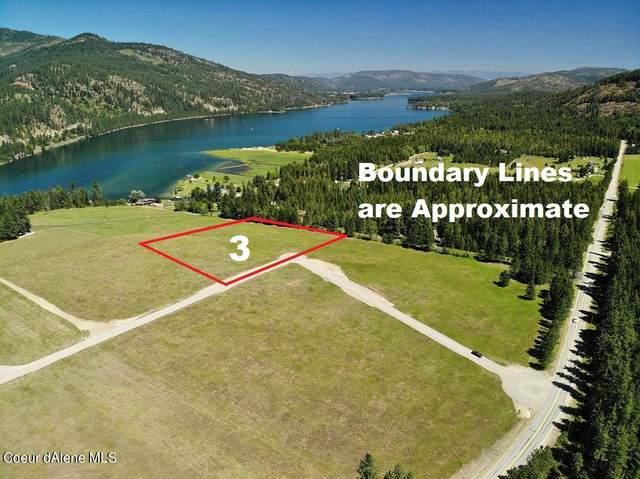 Lot 3 Fortune Way, Dufort Ridge, Priest River, ID 83856 (#21-3301) :: Prime Real Estate Group