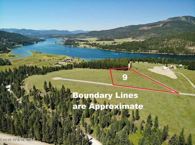 Lot 9 Woodchuck Drive, Dufort Ridge, Priest River, ID 83856 (#21-3306) :: Prime Real Estate Group