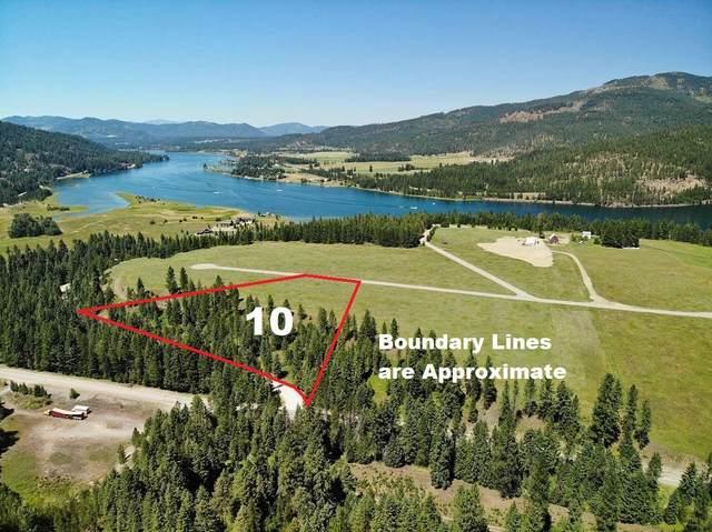 Lot 10 Fortune Way, Dufort Ridge, Priest River, ID 83856 (#21-3307) :: Prime Real Estate Group