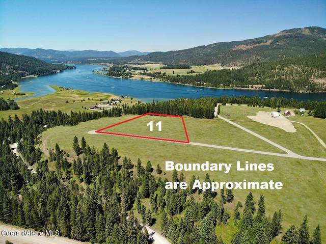 Lot 11 Fortune Way, Dufort Ridge, Priest River, ID 83856 (#21-3308) :: Prime Real Estate Group