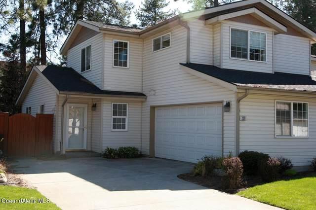 230 E Knotty Pine Ln, Coeur d'Alene, ID 83815 (#21-3349) :: Northwest Professional Real Estate