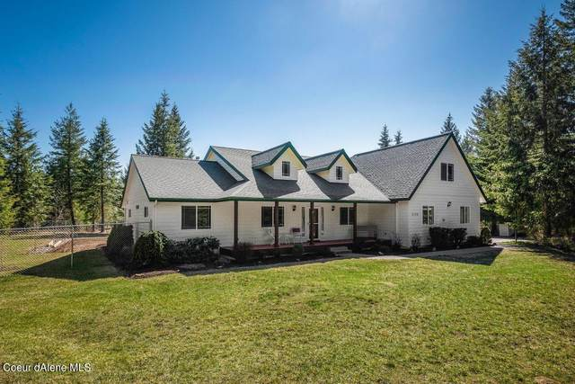 3736 E Ridge Crest Rd, Hayden, ID 83835 (#21-3388) :: ExSell Realty Group