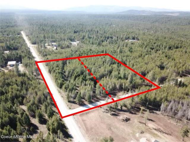 Lot 4 Tequila Way RD, Athol, ID 83801 (#21-3411) :: HergGroup Coeur D'Alene