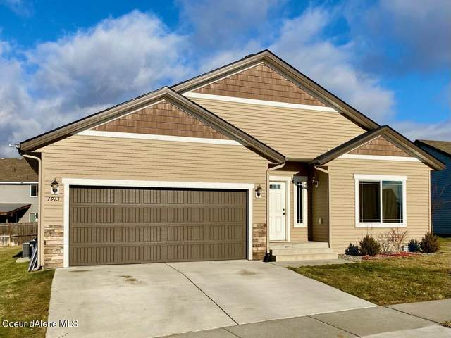 1913 E Warbler Ln, Post Falls, ID 83854 (#21-348) :: Amazing Home Network