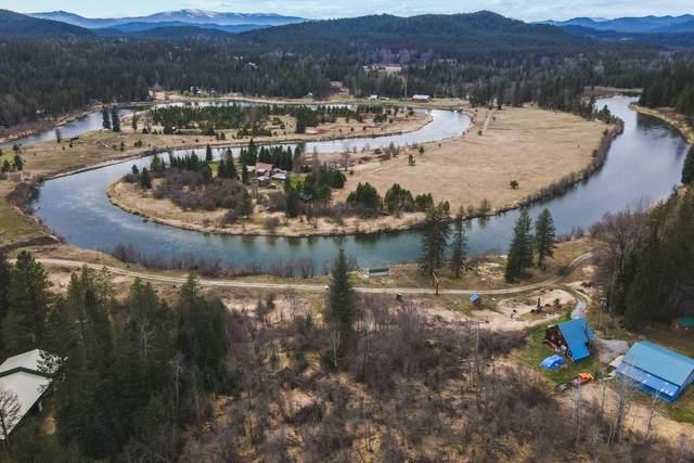 LW Mud Gulch Rd, Priest River, ID 83856 (#21-3482) :: Keller Williams CDA
