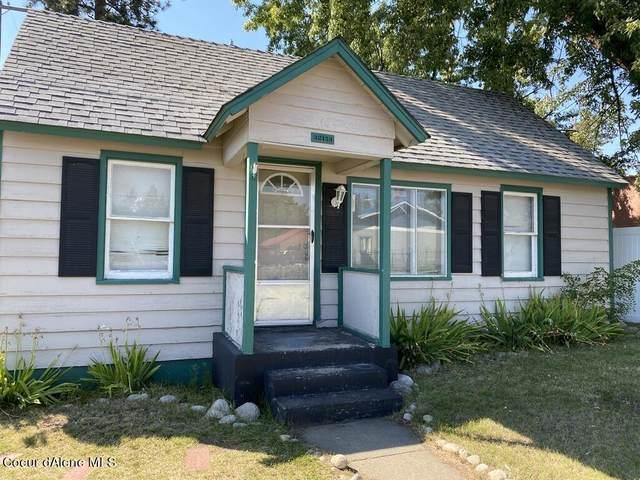 32153 N 5TH Ave, Spirit Lake, ID 83869 (#21-3539) :: CDA Home Finder