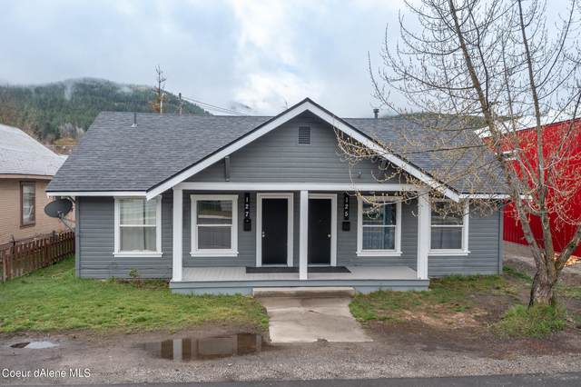 125 & 127 E Cameron Ave, Kellogg, ID 83837 (#21-3591) :: Keller Williams Realty Coeur d' Alene