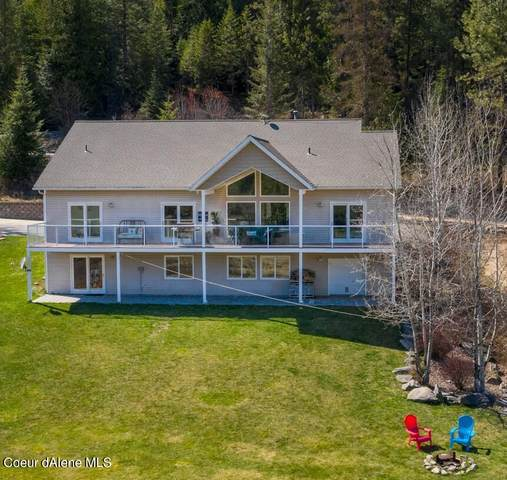 239 Lower Pack River Rd, Sandpoint, ID 83864 (#21-3616) :: Heart and Homes Northwest