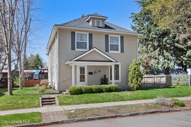 923 N 5TH St, Coeur d'Alene, ID 83814 (#21-3683) :: Coeur d'Alene Area Homes For Sale