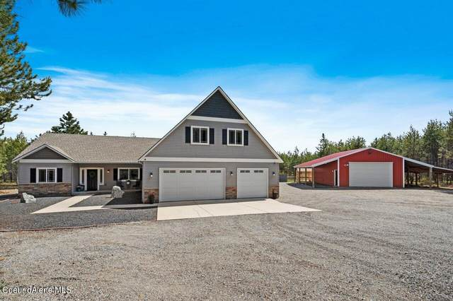 20136 N Ramsey Rd, Rathdrum, ID 83858 (#21-3719) :: ExSell Realty Group