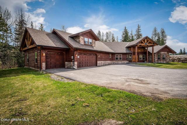 286 Fairway Dr, Priest River, ID 83856 (#21-3753) :: Heart and Homes Northwest