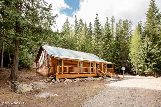 18 Forest Dr, Moyie Springs, ID 83845 (#21-3839) :: ExSell Realty Group