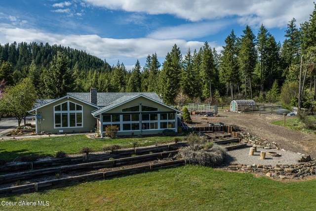 547 Forest Way, Blanchard, ID 83804 (#21-3872) :: Northwest Professional Real Estate