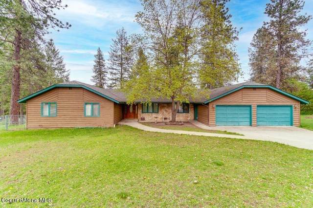 37265 E Hayden Lake Rd, Hayden, ID 83835 (#21-3874) :: ExSell Realty Group