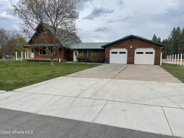 6170 W Van Buren St, Spirit Lake, ID 83869 (#21-3882) :: CDA Home Finder