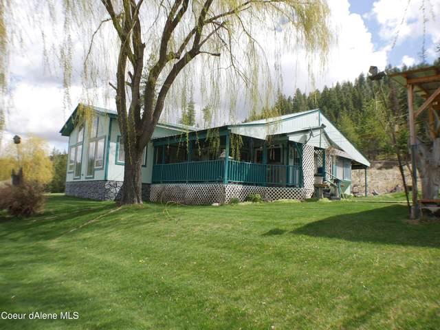 210 Joans Road, Santa, ID 83866 (#21-3893) :: Keller Williams Realty Coeur d' Alene