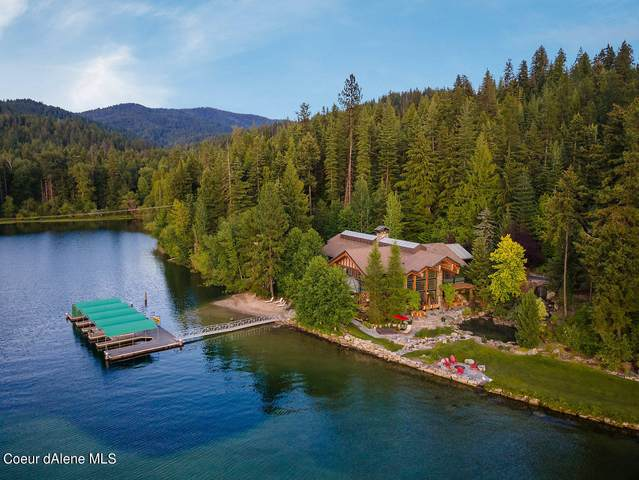 15559 E Hayden Lake Rd, Hayden, ID 83835 (#21-3897) :: ExSell Realty Group