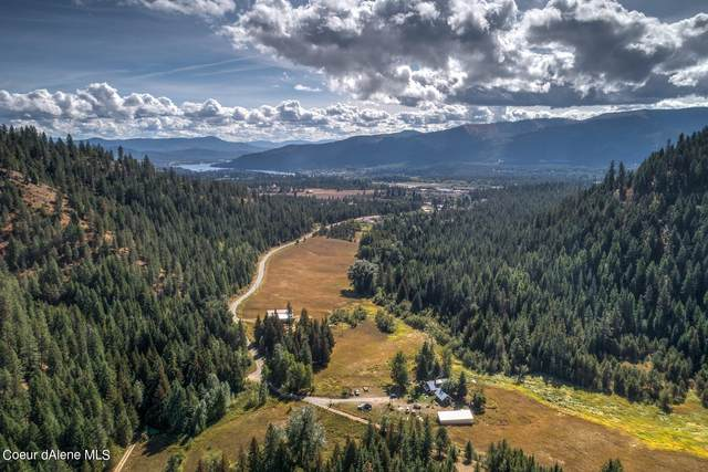 Lot 2 Bodie Canyon Rd, Priest River, ID 83856 (#21-3972) :: Coeur d'Alene Area Homes For Sale