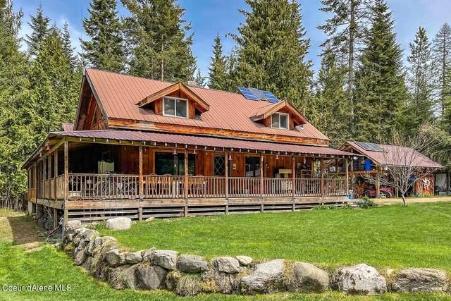 180 Thunderbolt Dr, Clark Fork, ID 83811 (#21-3995) :: Coeur d'Alene Area Homes For Sale