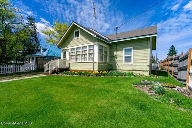 6115 Madison St, Spirit Lake, ID 83869 (#21-4000) :: Keller Williams Realty Coeur d' Alene