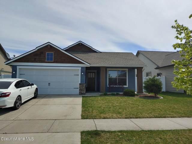 7689 N Goodwater Loop, Coeur d'Alene, ID 83815 (#21-4032) :: Link Properties Group
