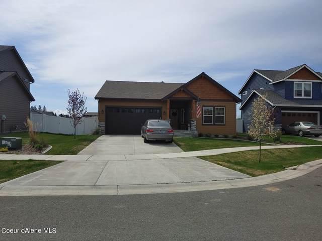 6581 N Gavin Loop, Coeur d'Alene, ID 83815 (#21-4040) :: Link Properties Group