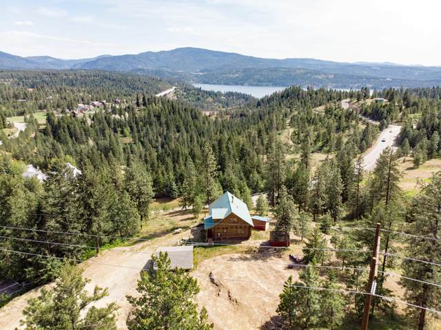 4918 E Long Shadowy Dr, Coeur d'Alene, ID 83814 (#21-4062) :: Mall Realty Group