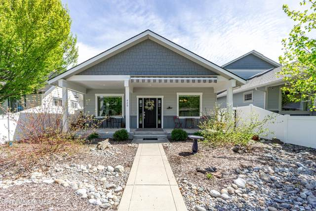 620 N 16TH St, Coeur d'Alene, ID 83814 (#21-4070) :: Embrace Realty Group
