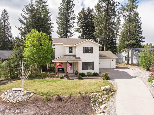 31575 N Stilson Ave, Spirit Lake, ID 83869 (#21-4100) :: Keller Williams Realty Coeur d' Alene