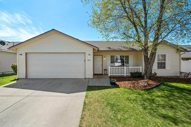 622 N Silkwood Dr, Post Falls, ID 83854 (#21-4154) :: Amazing Home Network