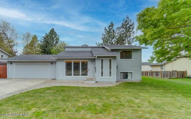 2513 N Pioneer Ridge Dr, Post Falls, ID 83854 (#21-4179) :: Flerchinger Realty Group - Keller Williams Realty Coeur d'Alene