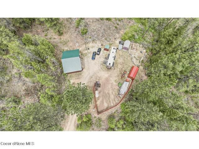 5600 Spirit Lake Cutoff Rd, Spirit Lake, ID 83869 (#21-4223) :: Link Properties Group