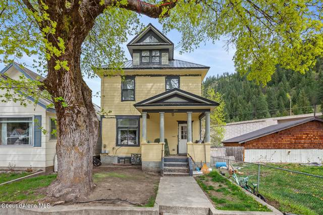 209 Cypress Ave, Wallace, ID 83873 (#21-4225) :: Chad Salsbury Group