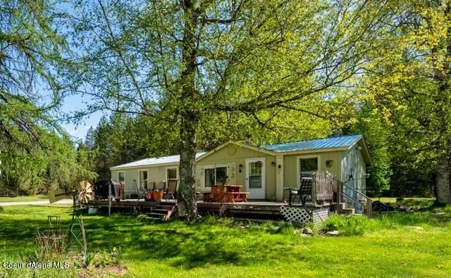 779 Hidden Valley Rd, Sandpoint, ID 83864 (#21-4227) :: CDA Home Finder