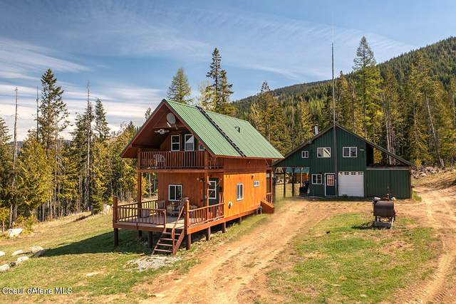 4535 Flume Creek Rd, Sandpoint, ID 83864 (#21-4231) :: Link Properties Group