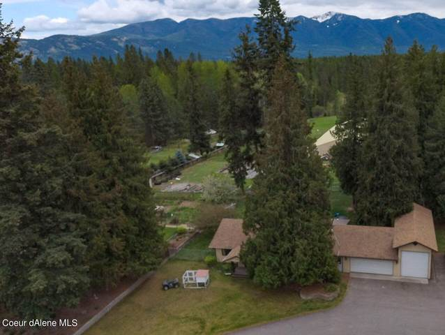 66576 Highway 2, Bonners Ferry, ID 83805 (#21-4300) :: Flerchinger Realty Group - Keller Williams Realty Coeur d'Alene