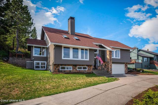3204 E Hayden View Dr, Coeur d'Alene, ID 83815 (#21-4376) :: Heart and Homes Northwest