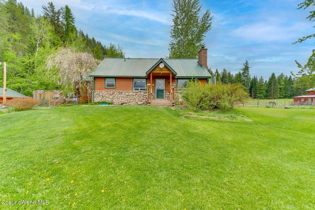 12354 Dufort Rd, Priest River, ID 83856 (#21-4380) :: Chad Salsbury Group