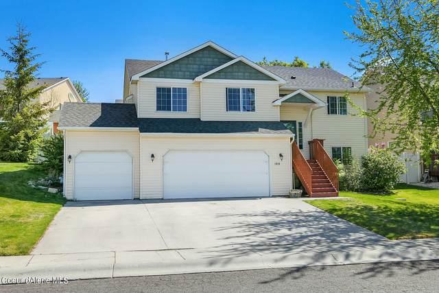 1018 N Fox Ridge Rd, Medical Lake, WA 99022 (#21-4392) :: Team Brown Realty