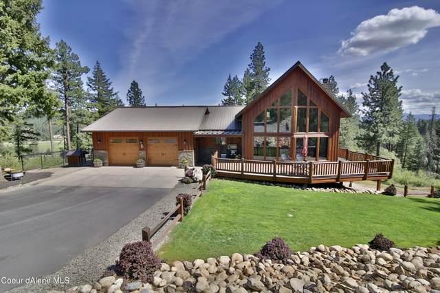 14321 N Hauser Lake Rd, Hauser, ID 83854 (#21-4395) :: Five Star Real Estate Group