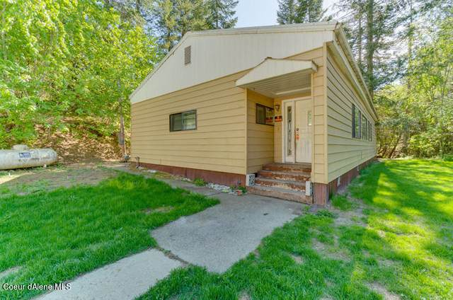 10822 N Cliff House Rd, Hauser, ID 83854 (#21-4478) :: Amazing Home Network